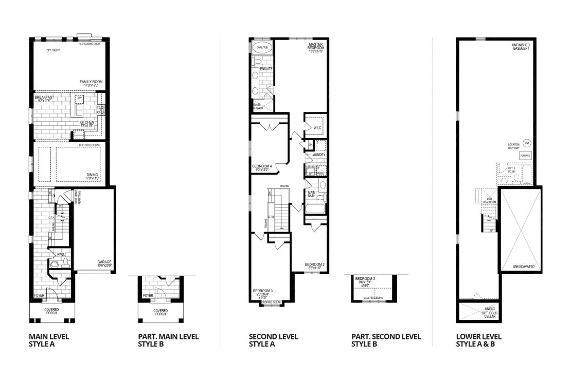 The Chardonnay  -  Floor Plan