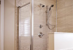 Lyons Creek Fully Glassed Shower Enclosure