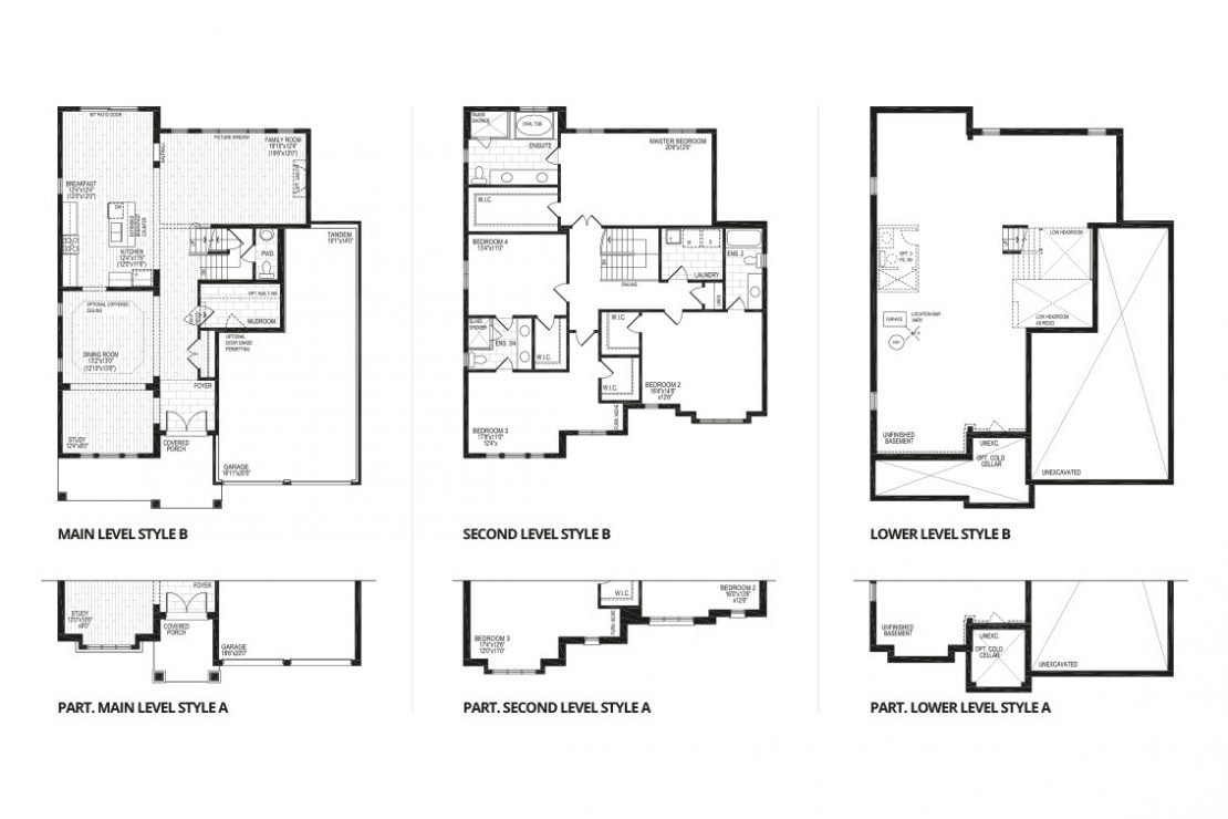 The Merlot  -  Floor Plan