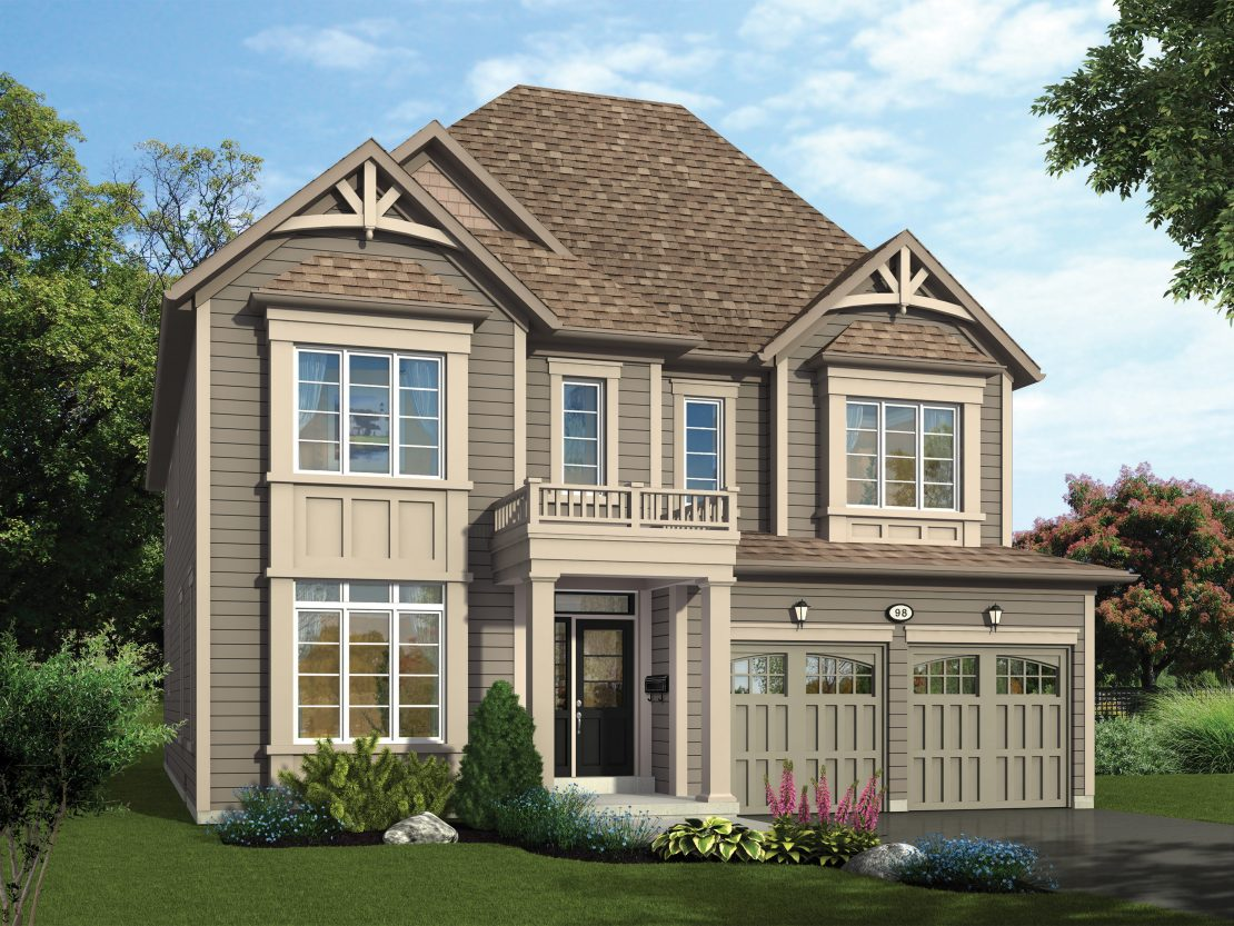 The Port - Style B / 2815 sq.ft.