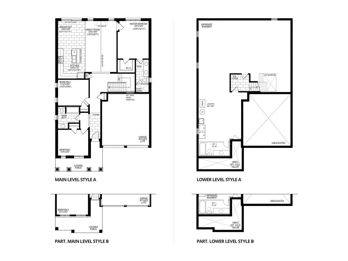 The Sherry  -  Floor Plan
